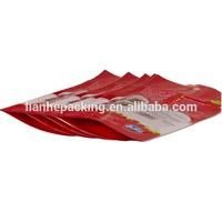 Custom printed toilet paper plastic packaging bags