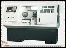 Hot Sale!!High Quality metal engine lathe !!CNC360x750