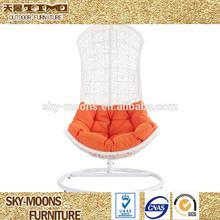 General Use Metal Frame Rattan Ski Lift Chair (H015)