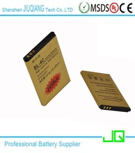 Genuine original quality mobile phone replacement batteries BL-4C battery for nokia 8208C