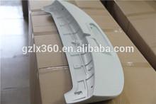 Lixing car parts 2010-2012 car spoiler for Corolla Fielder
