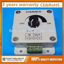 New style 24V 8A Manual Switch/LED manual dimmer for led strip light