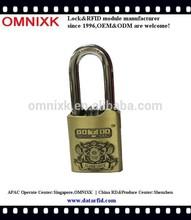 Digital alarm lock new product padlock AL-50 for push bikes