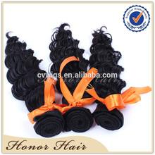 Brazilian Deep Wave Extensions ,Wholesale Natural Brazilian Hair Pieces