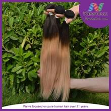 best quality weft natural brazilian 100% virgin human 5a grade top quality full fix hair