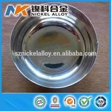 high quality Evaporating Platinum dish