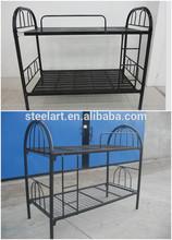 steel office furniture metal bed metal round bed
