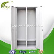 2 door open face steel wardrobe for kids bedroom furniture