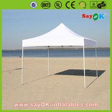 customized easy folding camping tent gazebo beach tent steel frame yurt tent