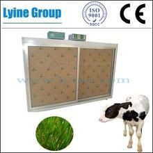 hydroponic fodder room / grass fodder production machine