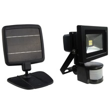 4W led solar security light