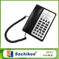 Aparelho de telefone barato, caller id do telefone, telefone do escritório