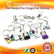 Premium custom metal keychain