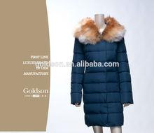 2015 winter coat women big fox fur goose down coat for winter