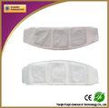 fournisseurs d'anti-douleur en Chine et au chaud, encolure actif d'air et patch réchauffeur d'épaule