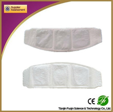 China suppliers ease pain and keep warm! air activated neck and shoulder warmer patch