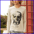 2015 ropa americana de alta calidad de encargo hombre de manga larga de la camiseta