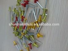 Competitive Color Zinc Aluminium Blind Rivet