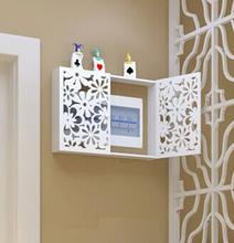 GJ-DBX001 Home wall mounted decorative foldable storage box