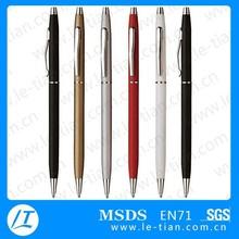 LT-A580 Promotional slim cross pen, cheap metal pen