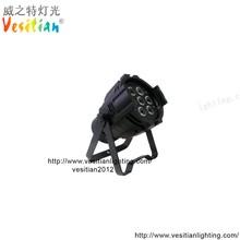 china wholesale market led linear rgbw light led strobe light 4in1 slim par rgbw 7x10w