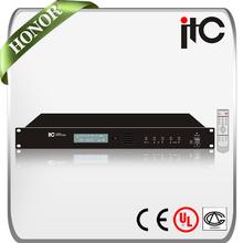 ITC T-6228 PA System Program AM/FM Tuner/fm radio signal amplifier