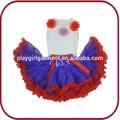 Pggd- 0736 de bebé niña niñas partido de ganchillo bebé vestido