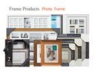 Eco-friendly photo frame