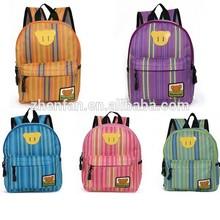 lovely bear kids school bag