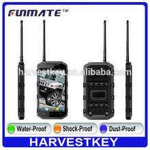 Economic Cheapest H6 5.0inch IP68 Waterproof walkie talkie phones for worker