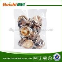 China Bulk package Crop vf Sun-dried Smooth Whole Dried Organic Shiitake Magic Mushroom