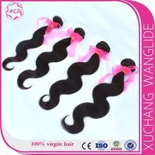 wholesale brazilian human hair weaves, beauty forever brazilian virgin hair body wave,100% brazilian human hair no tangle