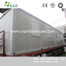 new design steel section insulated shipping containers house movable