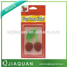 fruits scented gel air freshener