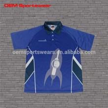 Wholesales OEM service sports uniform custom dry fit polo shirt