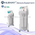 Forte poder!!! 808nm diode depilação a laser máquinas com ce/diodo laser da remoção do cabelo