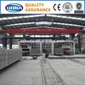 usine de fabrication de brique entièrement automatique