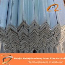 mild steel angle bar / angle bar steel / tensile strength of steel angle bar