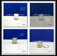 35ml 120ml mini empty glass jam jar