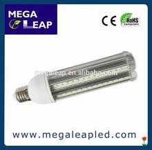 Warehouse/shop/parking lot light bulb 360 degree e27 e26 20w e27 dimmable led corn lamp