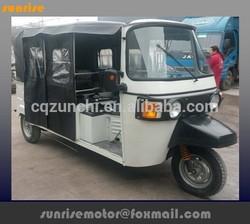 250cc tuktuk/passenger /bajaj three wheel motorcycle