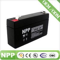 6v1.3ah kids battery car prices portable dvd player battery