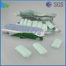 High quality stevia leaf extract spearmint flavour gum
