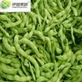 Iqf vert fèves de soja/edamame congelées 2014 nouvelle récolte