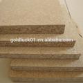 0213 primas de alta calidad de la fábrica de madera aglomerada