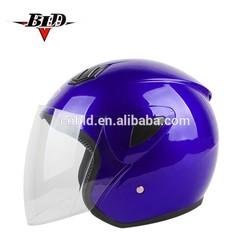 Good quality 3/4 half face motorcycle helmet /scooter helmet BLD-722