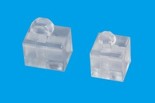 aluminum accessories lock factory Panel Mounting Block