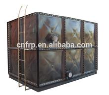 Convenient Installation Enamel Water Tank