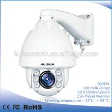 2015 new arrival auto tracking cctv ptz ir outdoor high speed dome camera ptz camera housing