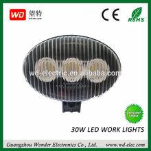 30watt Super bright waterproof led driving light